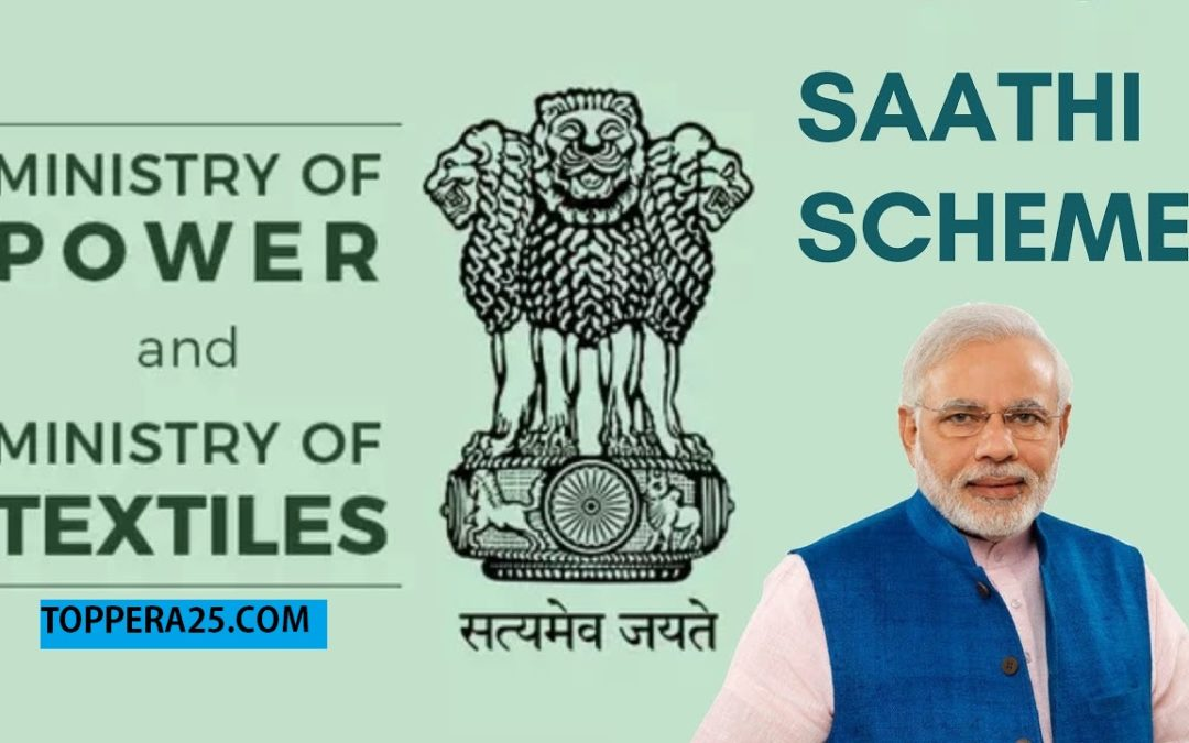 IMPORTANT GOVERNMENT SCHEMES  BY THEME & MINISTRY